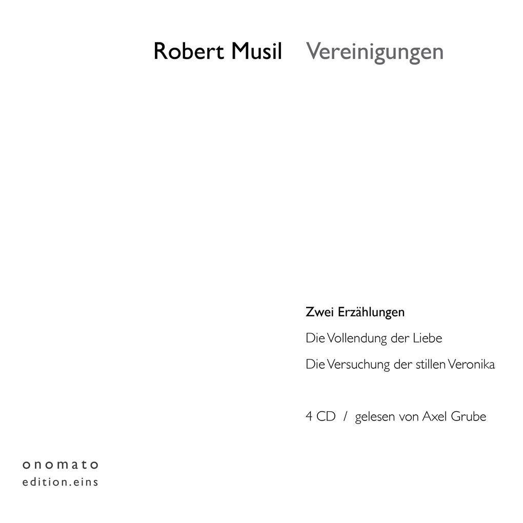 Vereinigungen als Hörbuch Download von Robert M...