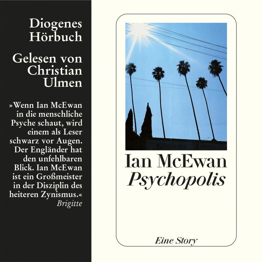 Psychopolis als Hörbuch Download