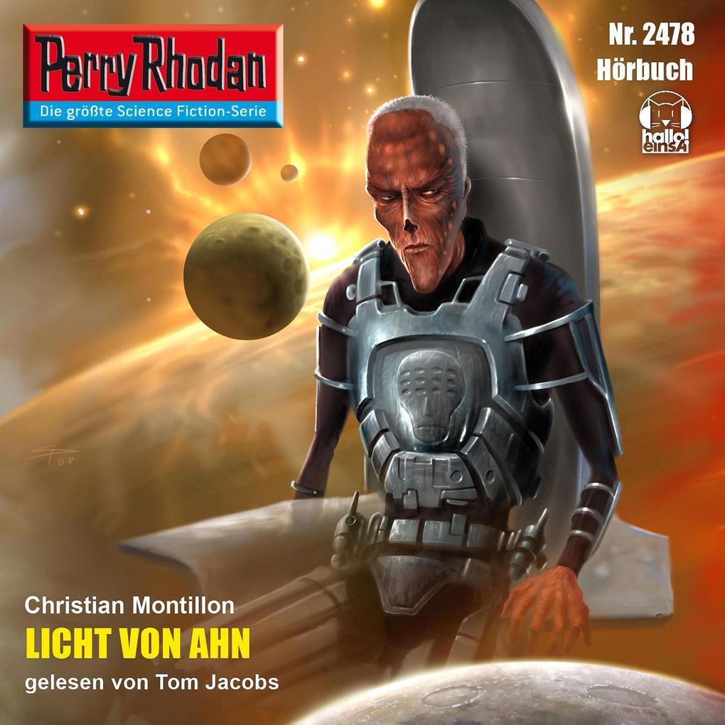 Perry Rhodan 2478: Licht von Ahn als Hörbuch Do...