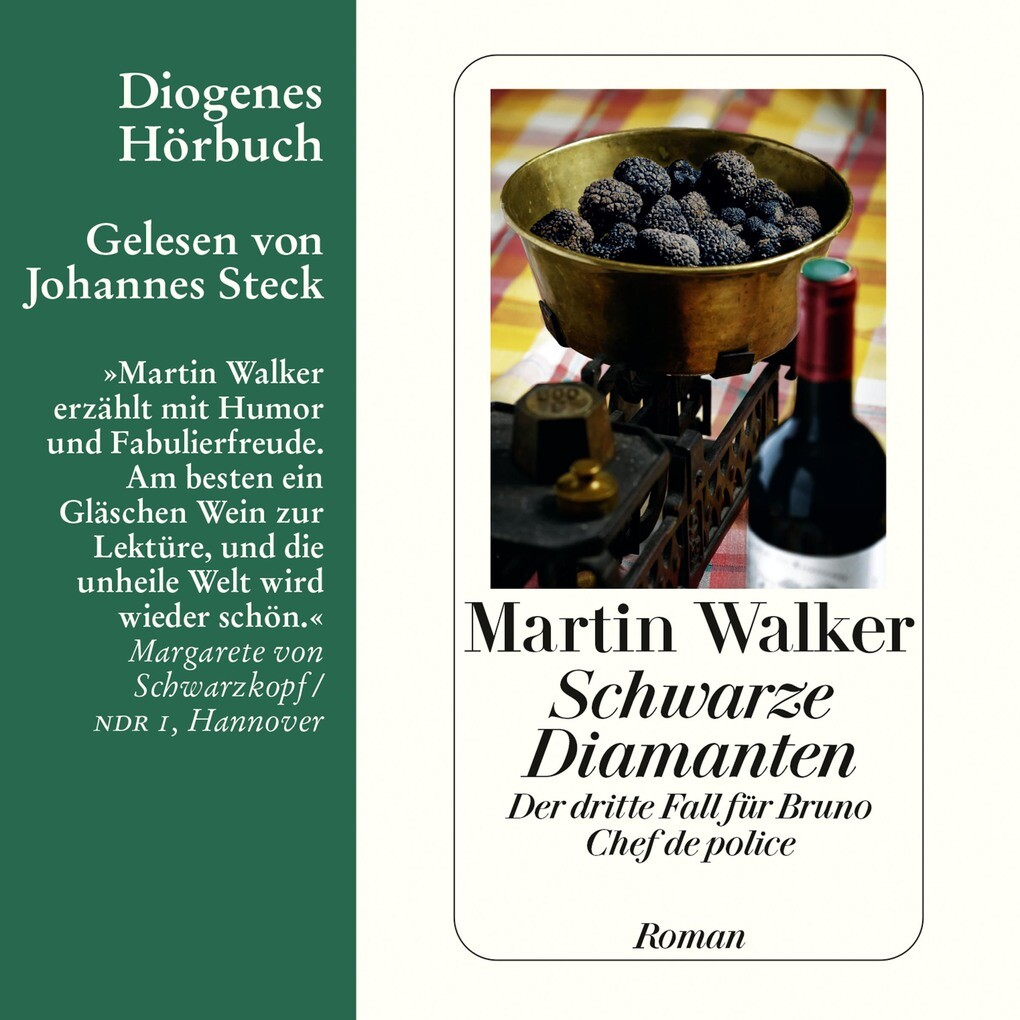 Schwarze Diamanten als Hörbuch Download