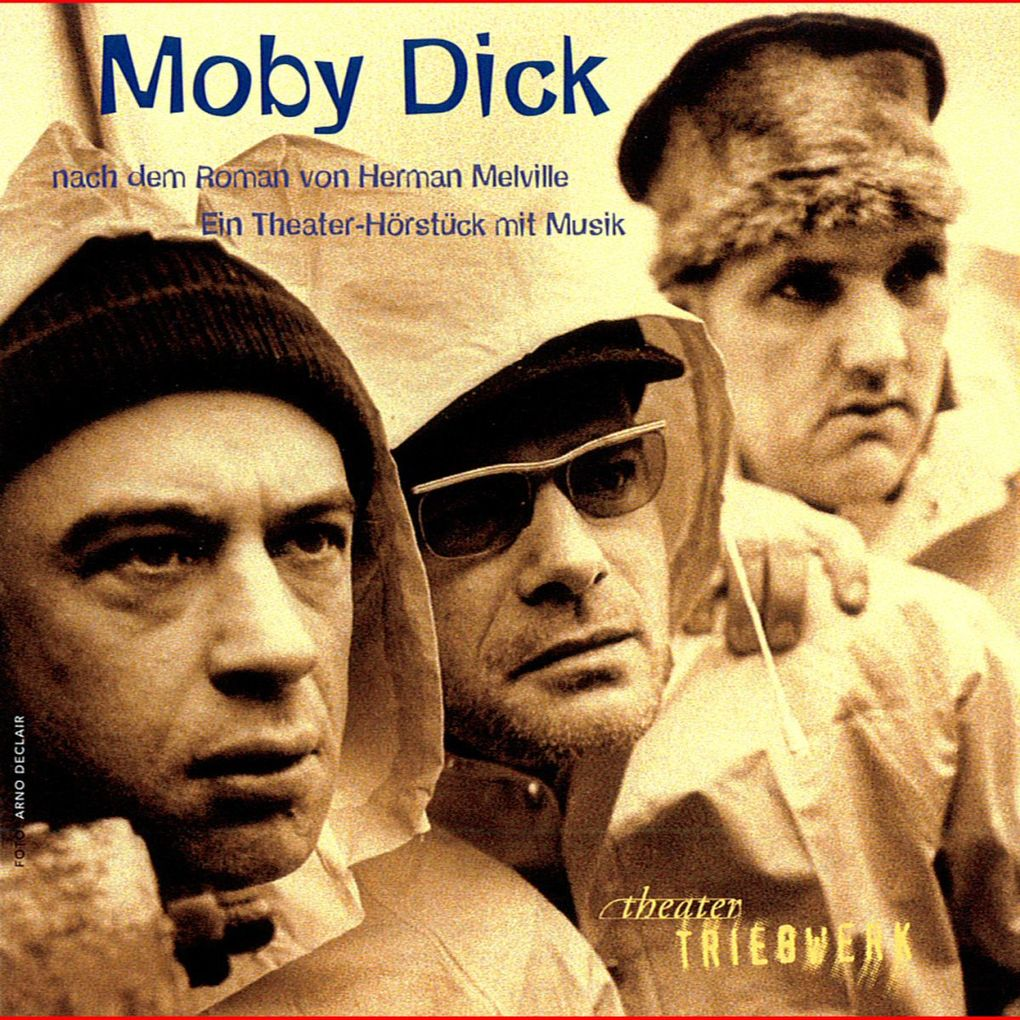 Moby Dick (Deutsche Version) als Hörbuch Downlo...