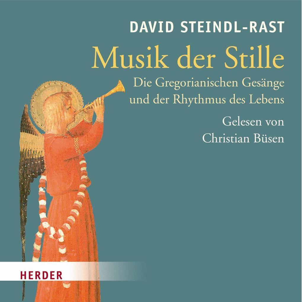 Musik der Stille als Hörbuch Download von David...