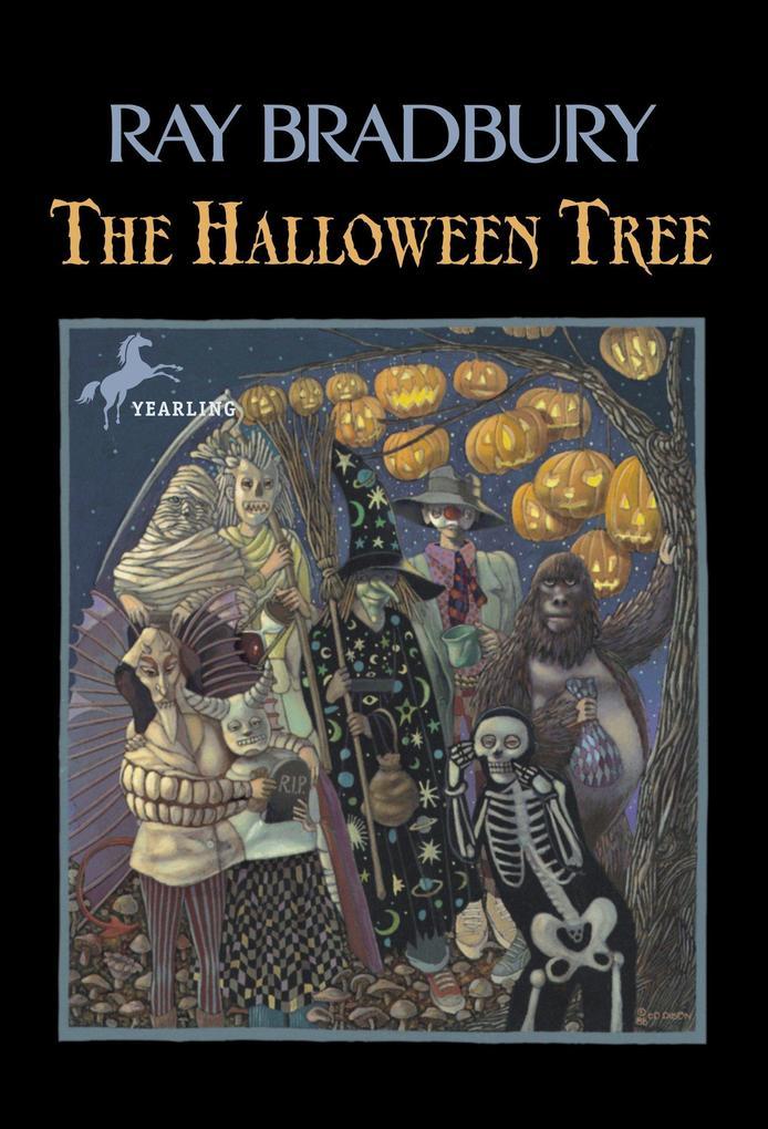 The Halloween Tree als Taschenbuch