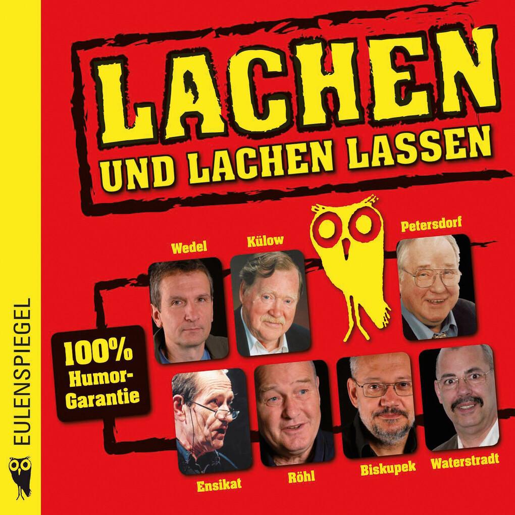 Lachen und lachen lassen als Hörbuch Download von