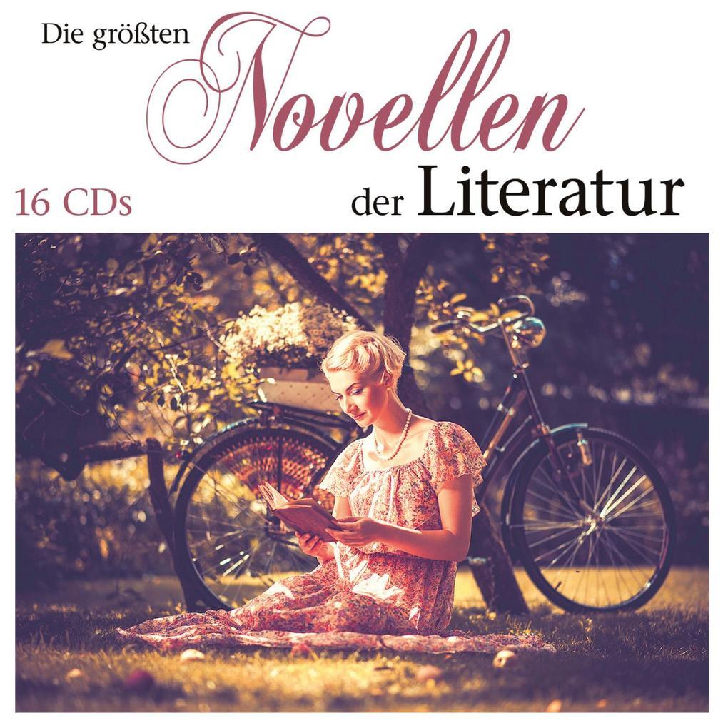 Die größten Novellen der Literatur als Hörbuch ...