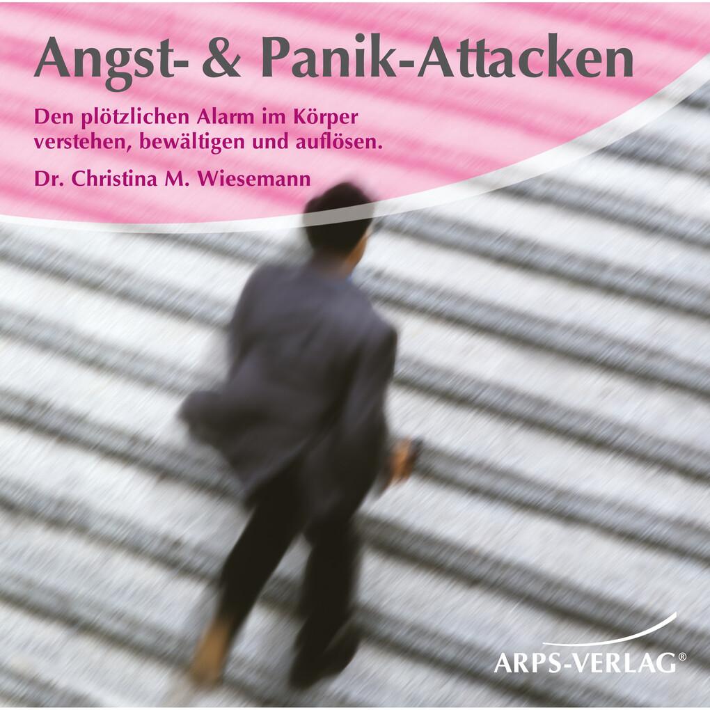 Angst & Panik-Attacken als Hörbuch Download von...