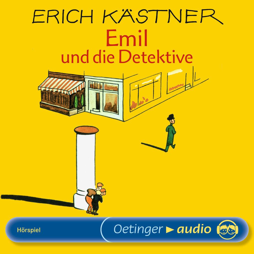 Emil und die Detektive als Hörbuch Download