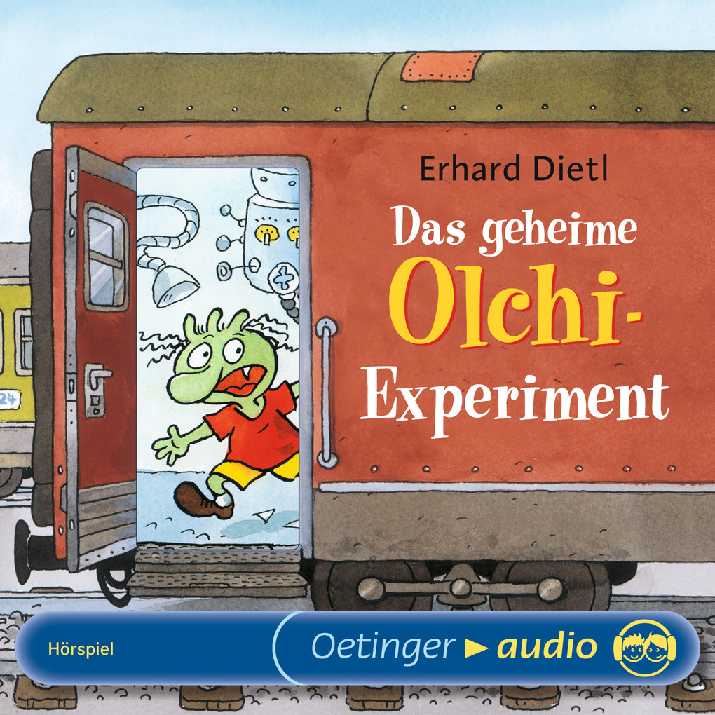 Das geheime Olchi-Experiment als Hörbuch Download