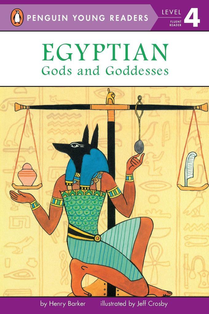Egyptian Gods & Goddesses als Taschenbuch