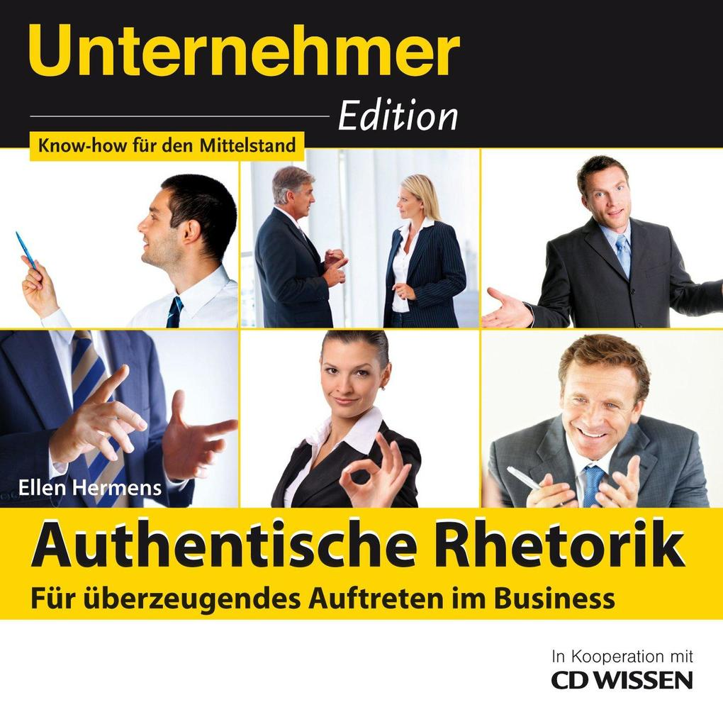 CD WISSEN - Unternehmeredition - Authentische R...