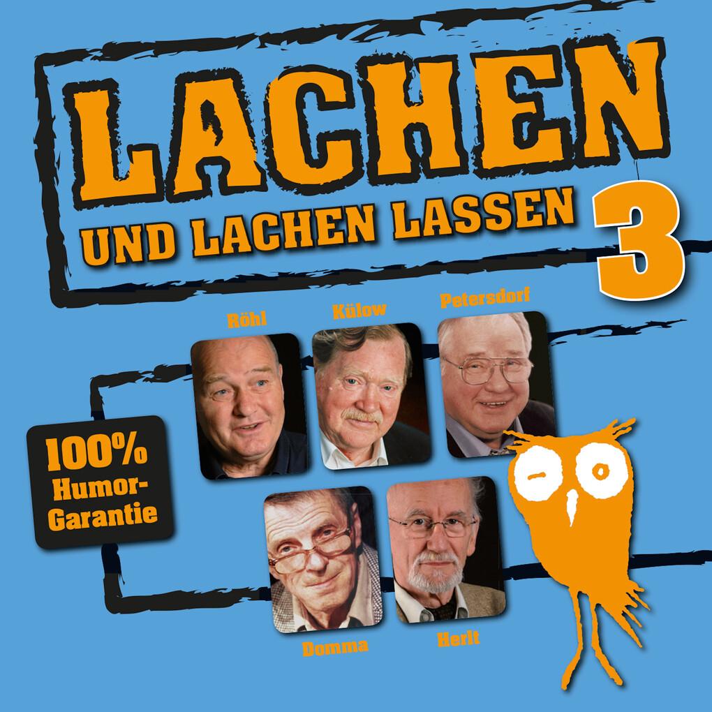 Lachen und lachen lassen 3 als Hörbuch Download...
