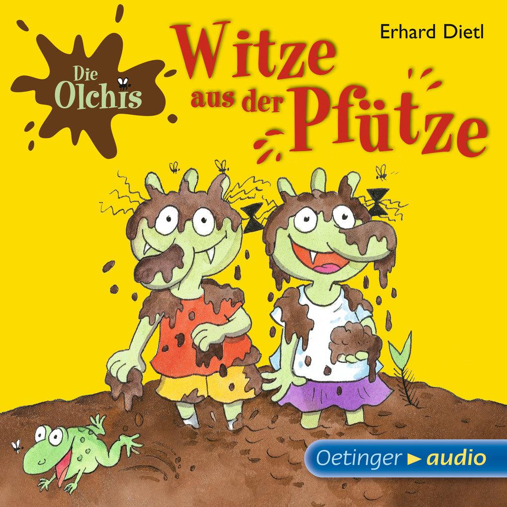 Die Olchis - Witze aus der Pfütze als Hörbuch D...