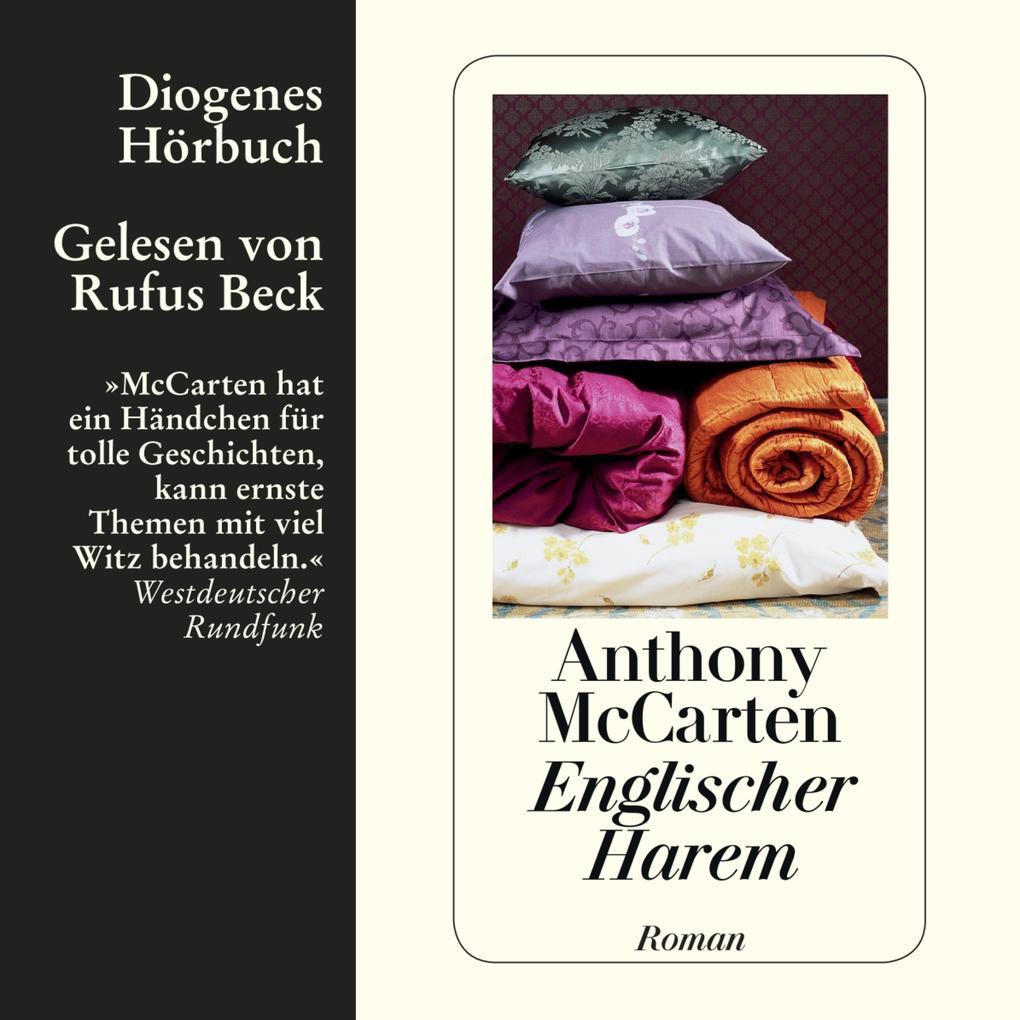 Englischer Harem als Hörbuch Download