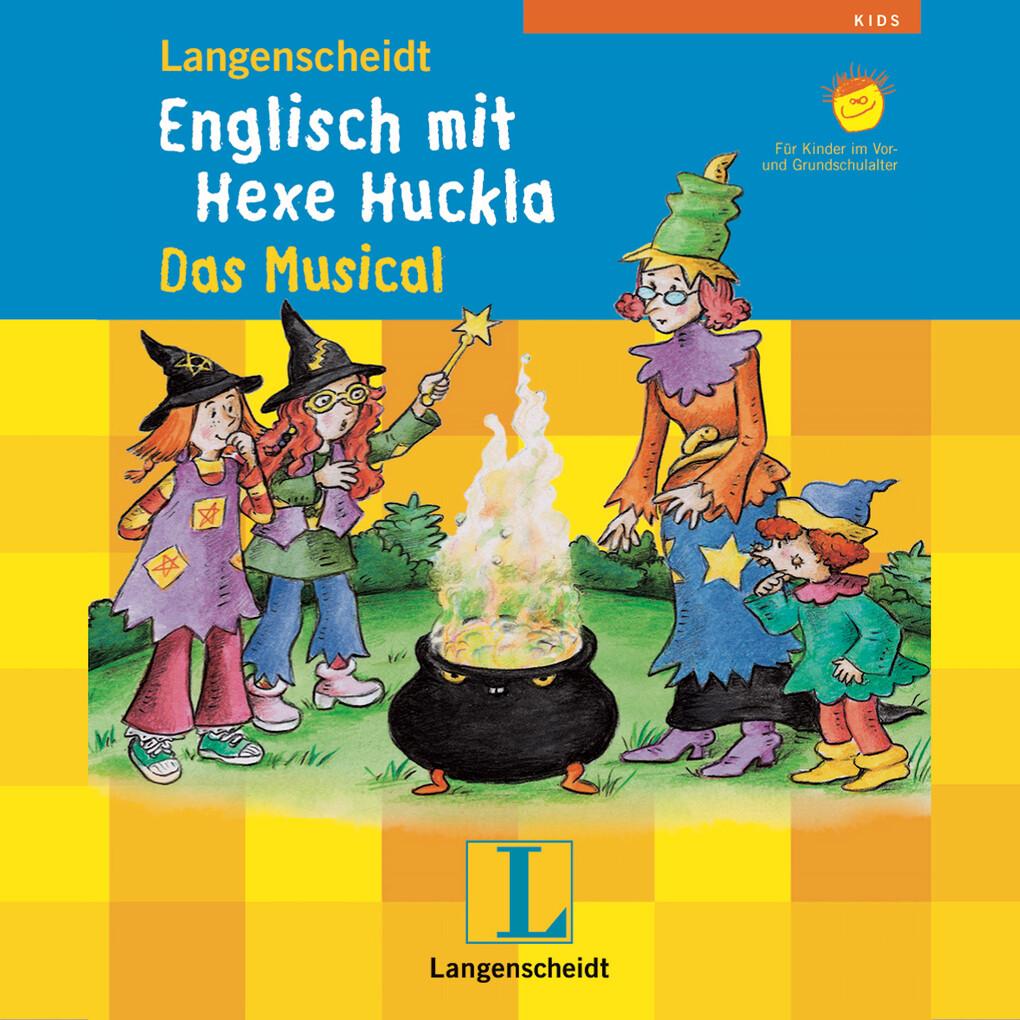 Langenscheidt Englisch mit Hexe Huckla - Das Mu...