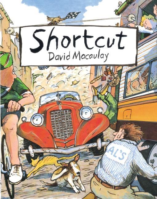 Shortcut als Taschenbuch