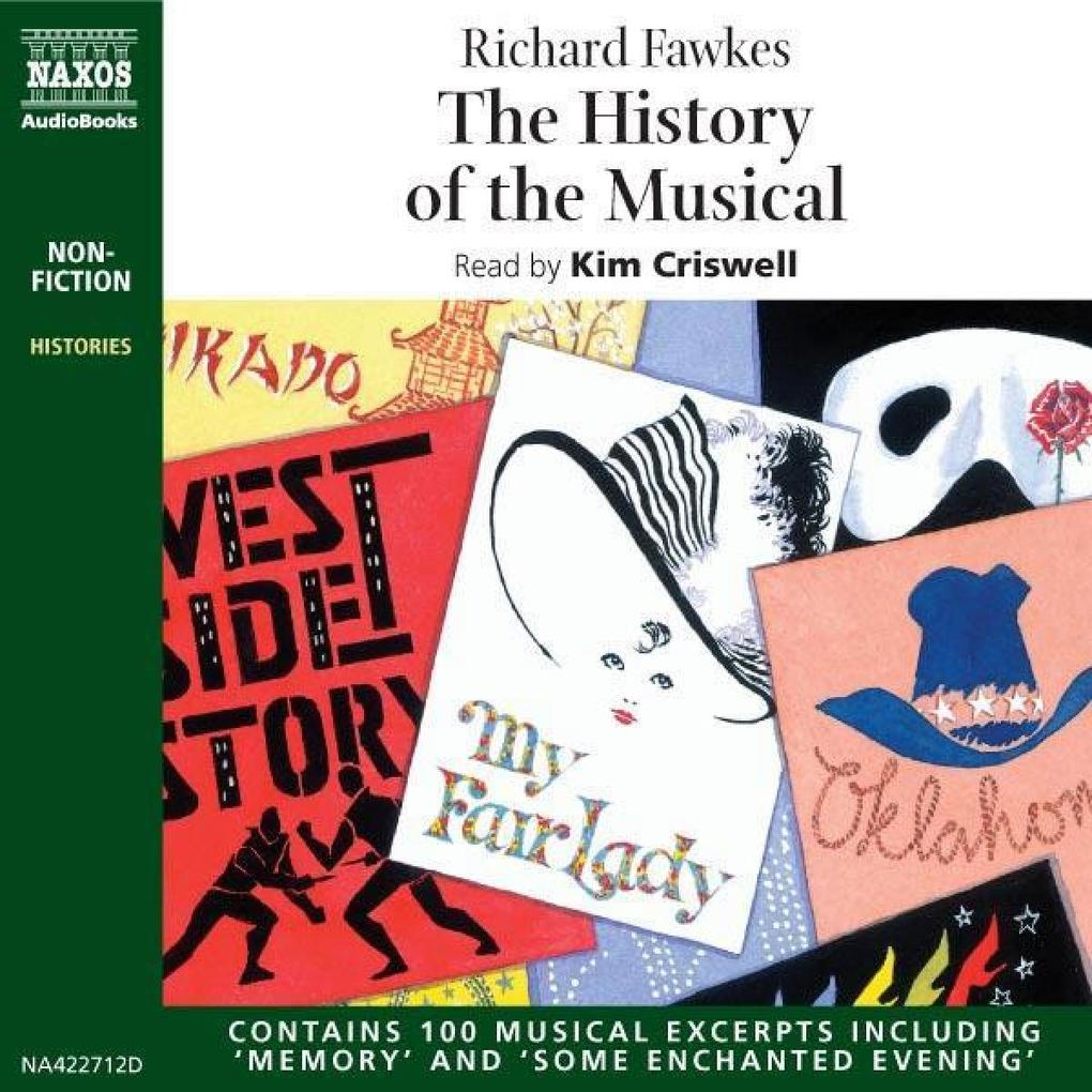 The History of the Musical als Hörbuch Download...