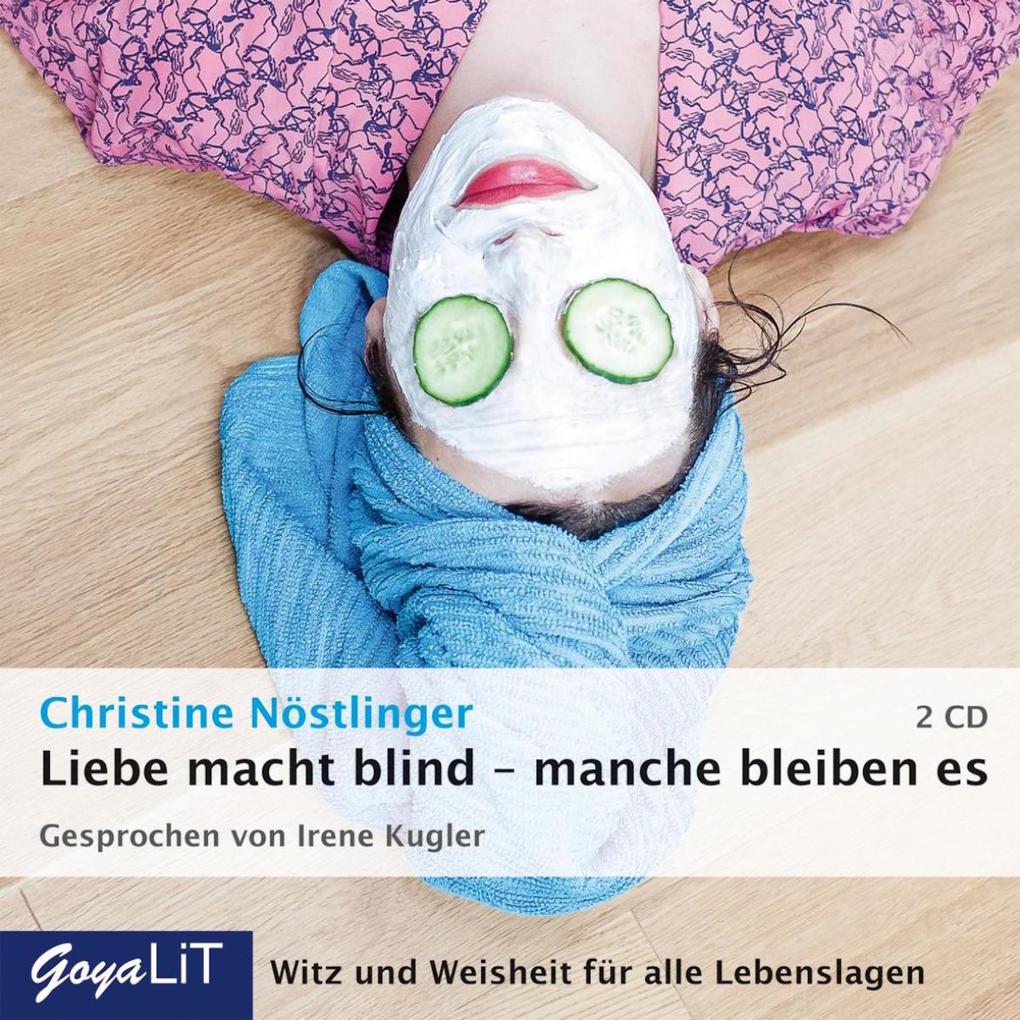 Liebe macht blind - manche bleiben es als Hörbu...