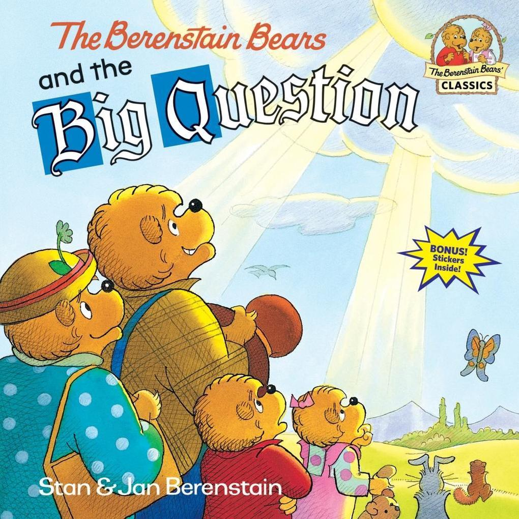 The Berenstain Bears and the Big Question als Taschenbuch