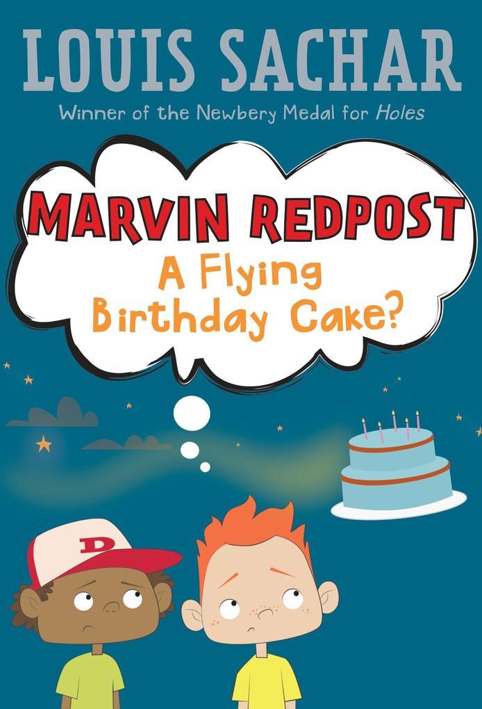 A Flying Birthday Cake als Taschenbuch