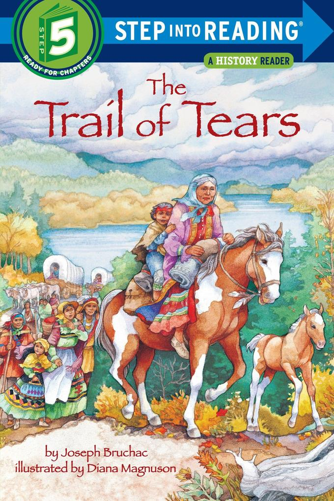 The Trail of Tears als Taschenbuch