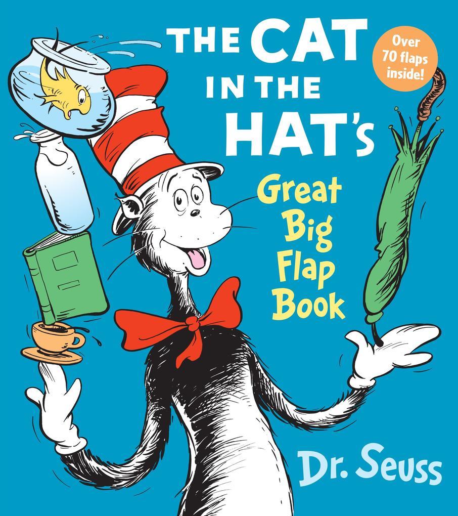 Cat in the Hat's Great Big Flap Book als Buch