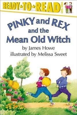 Pinky and Rex and the Mean Old Witch als Taschenbuch