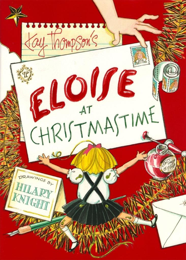 Eloise at Christmastime als Buch