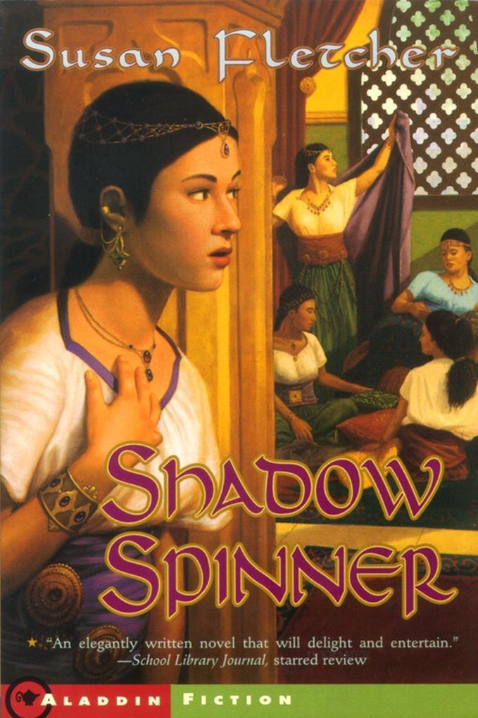 Shadow Spinner als Taschenbuch