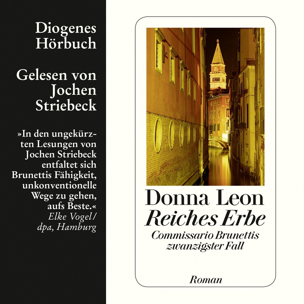 Reiches Erbe als Hörbuch Download