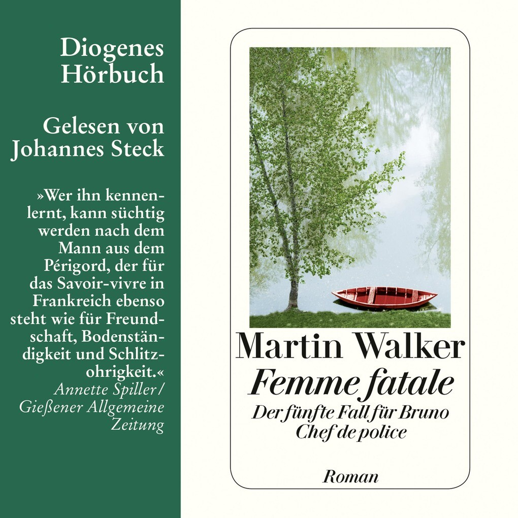 Femme fatale als Hörbuch Download