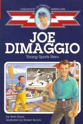 Joe Dimaggio: Young Sports Hero als Taschenbuch