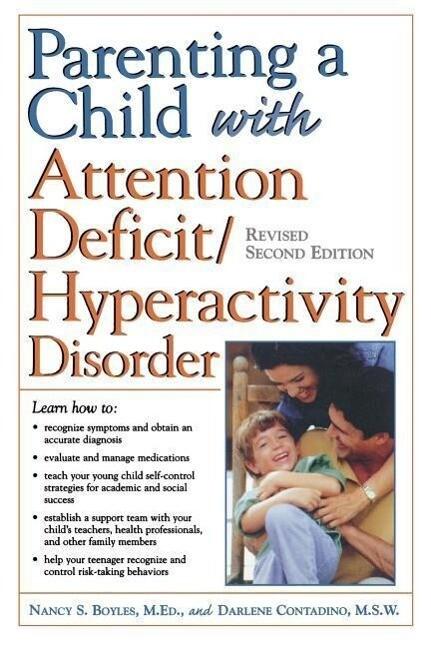 Parenting a Child with Attention Deficit/Hyperactivity Disorder als Taschenbuch