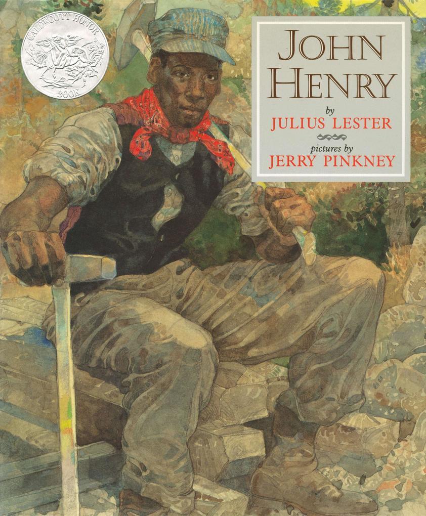 John Henry als Taschenbuch