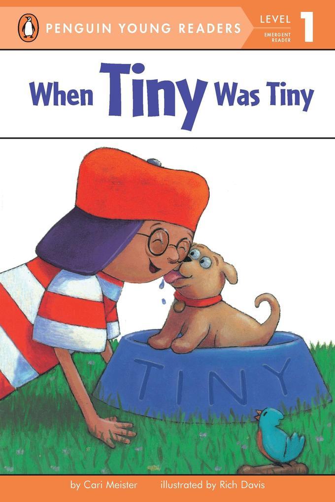 When Tiny Was Tiny (Paperback) als Taschenbuch