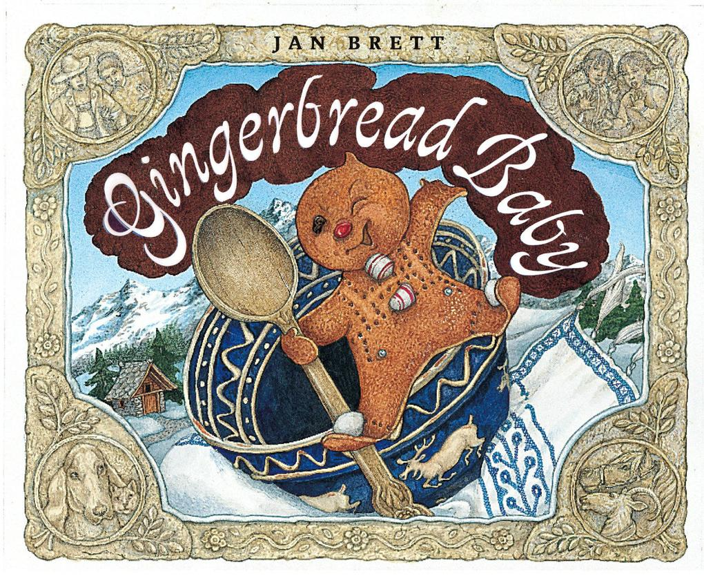 Gingerbread Baby als Buch