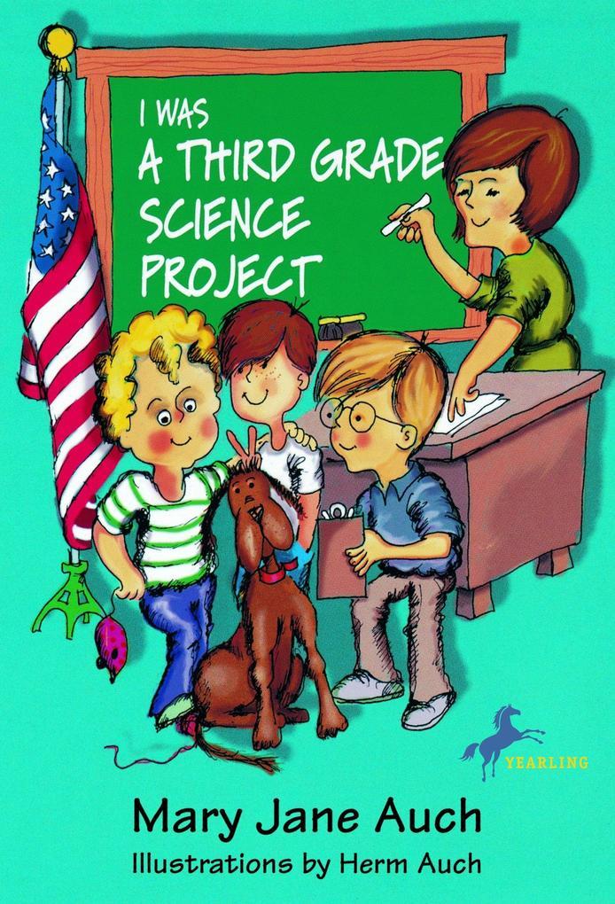 I Was a Third Grade Science Project als Taschenbuch