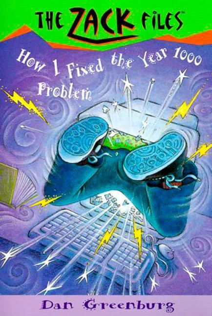 Zack Files 18: How I Fixed the Year 1000 Problem als Taschenbuch