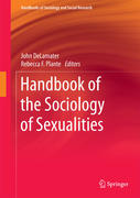 Handbook of the Sociology of Sexualities