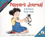 Pepper's Journal: A Kitten's First Year