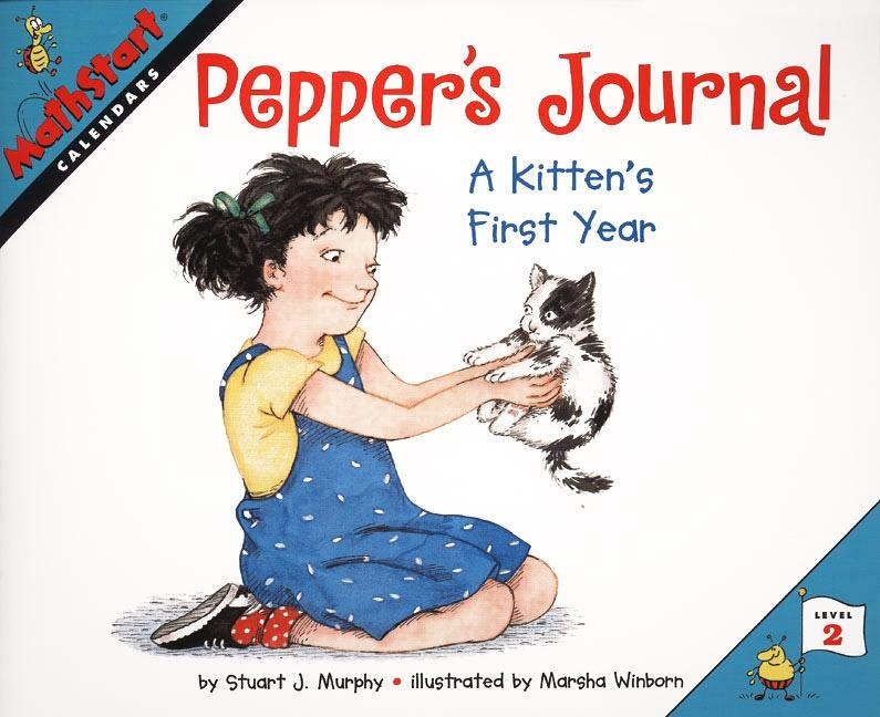 Pepper's Journal: A Kitten's First Year als Taschenbuch