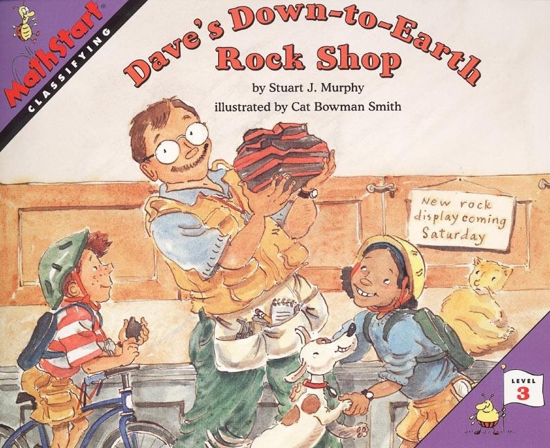 Dave's Down-To-Earth Rock Shop als Taschenbuch