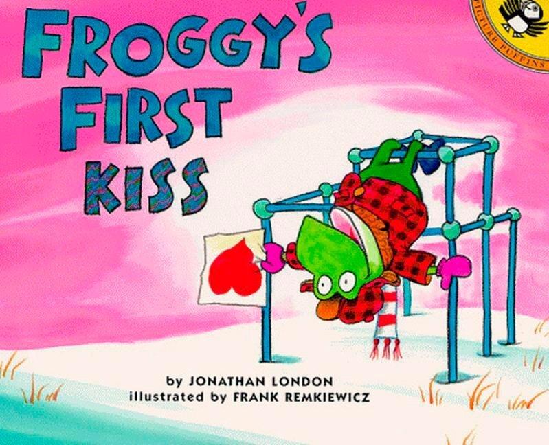 Froggy's First Kiss als Taschenbuch