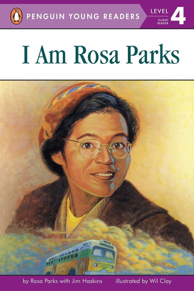 I Am Rosa Parks als Taschenbuch