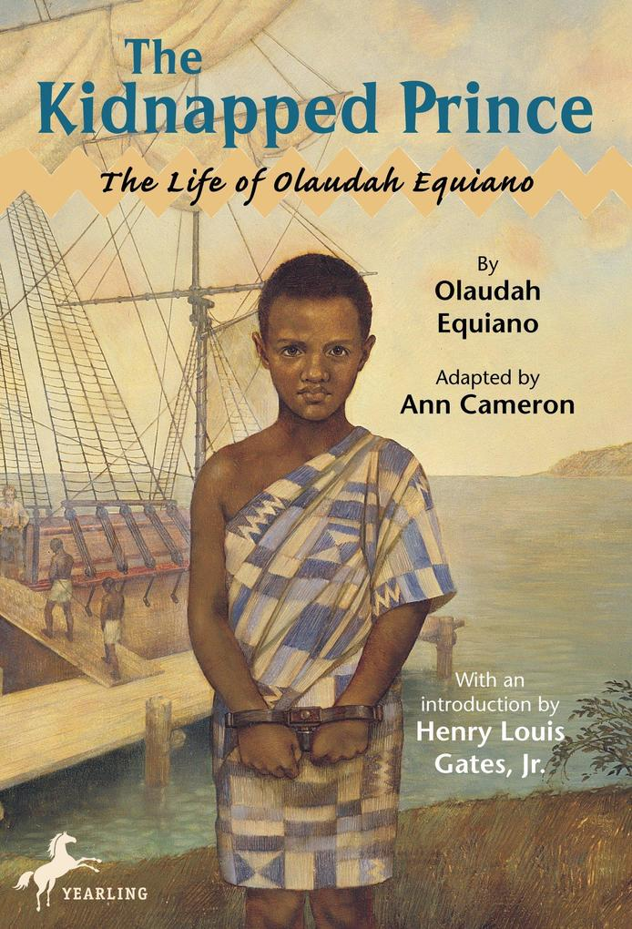The Kidnapped Prince: The Life of Olaudah Equiano als Taschenbuch