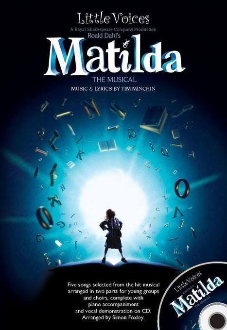 Little Voices - Matilda The Musical, m. Audio-C...
