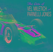 Cars of Vel Miletich and Parnelli Jones