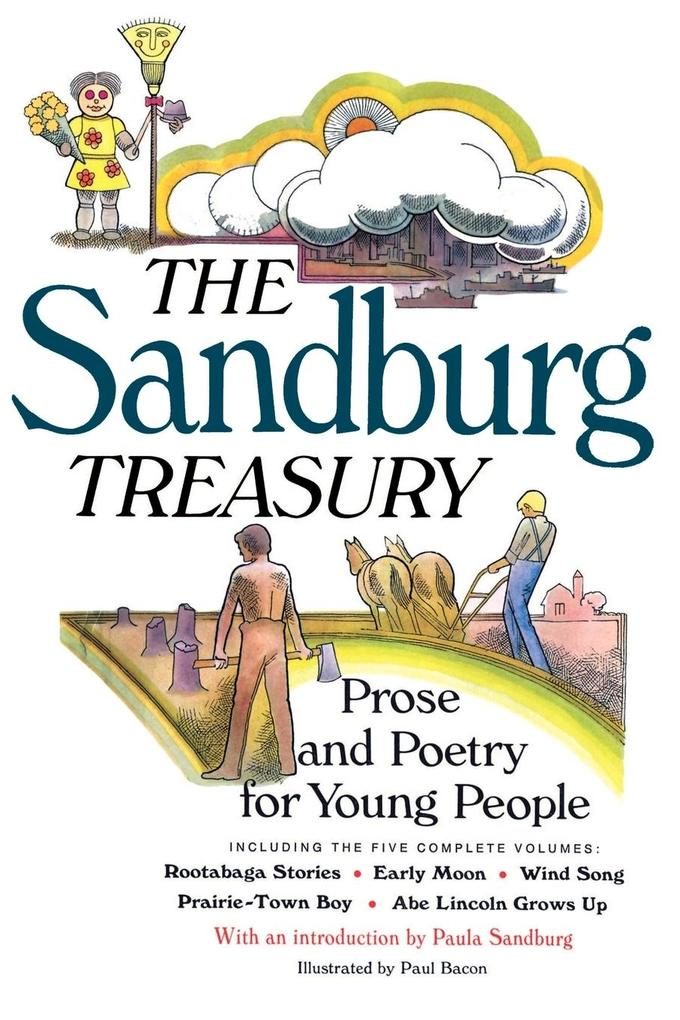 The Sandburg Treasury: Prose and Poetry for Young People als Taschenbuch