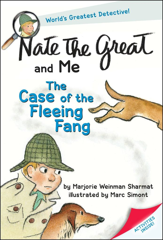 Nate the Great and Me: The Case of the Fleeing Fang als Taschenbuch