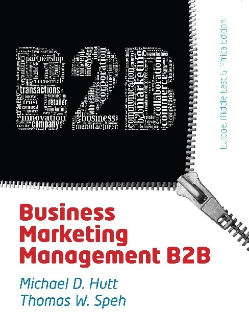 Business Marketing Management als Taschenbuch v...