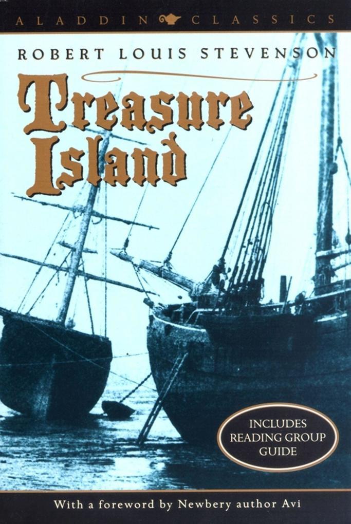 Treasure Island als Taschenbuch